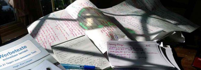 Eigentlich kann ich gar nicht schreiben & trotzdem kannst du hier lesen, wie dich deine Räume in Schreibfluss bringen.