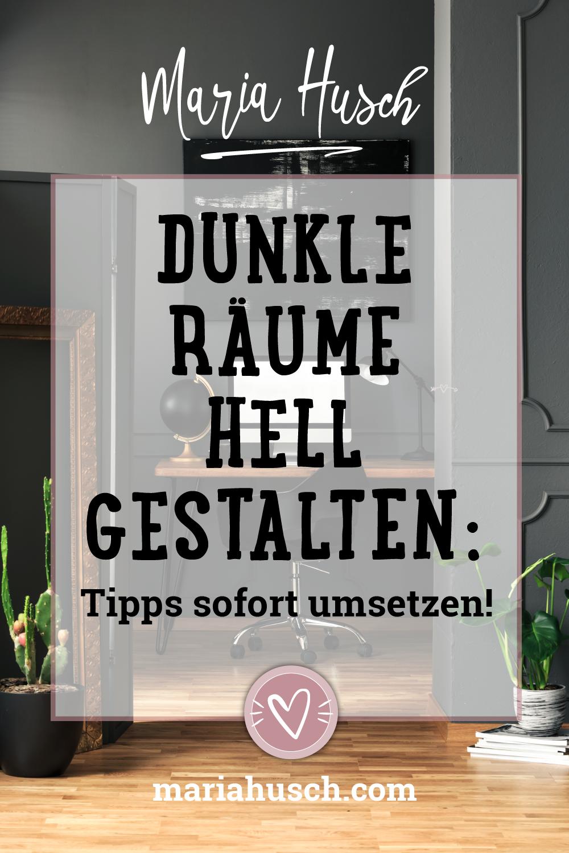 Raumtalk 87 Dunkle Raeume Pinterest