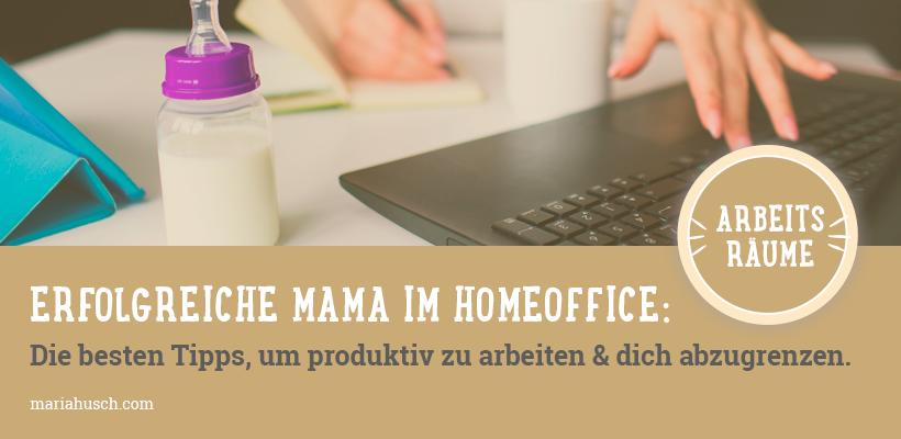 Raumtalk156 Mama Homeoffice