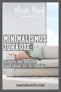 Raumtalk190 Minimalismus Zuhause Pinterest