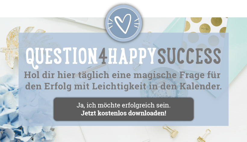 Questions for happy success