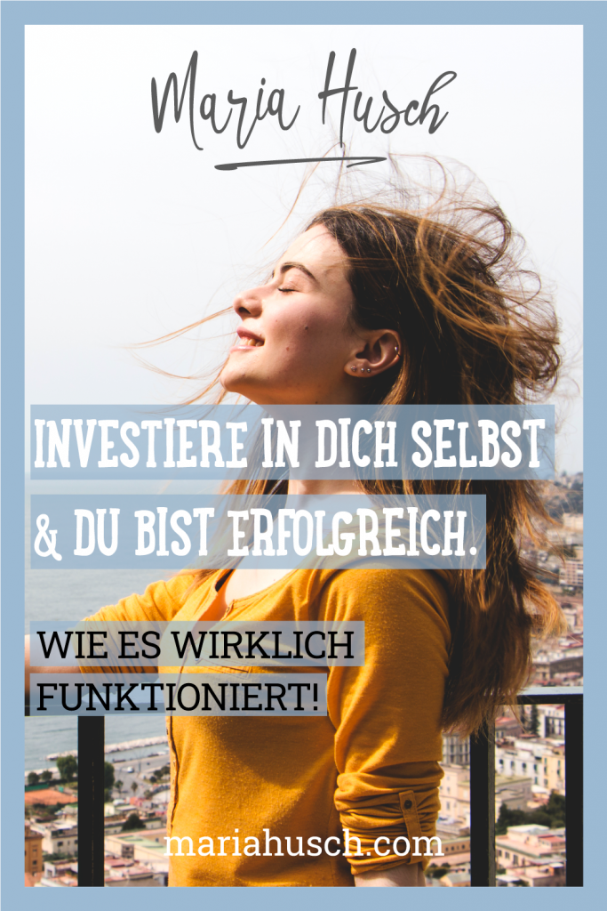 Podcast #011 Investition In Uns Selbst Pinterest