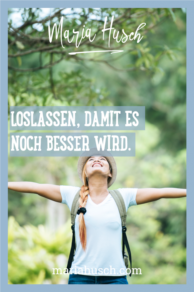 Podcast #013 Loslassen Pinterest
