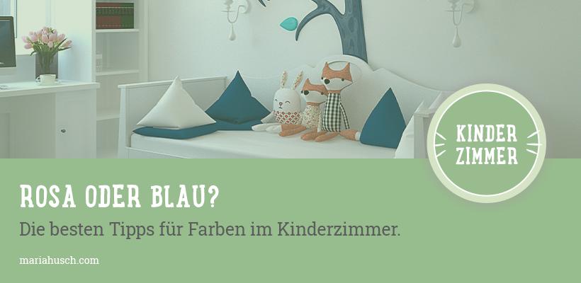Raumtalk #202 Kinderzimmer Farben