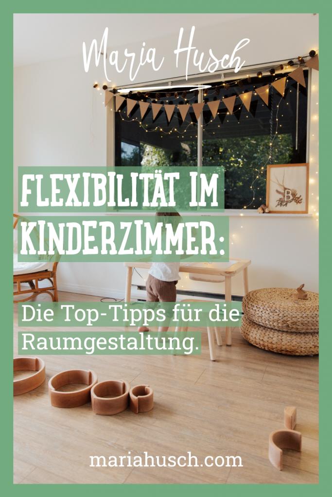 Raumtalk #207 Flexibilitaet Kinderzimmer Pinterest02